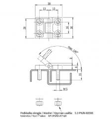 Петля М-5